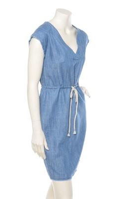 Komodo jurk divit blue