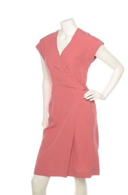 Komodo jurk pancey red