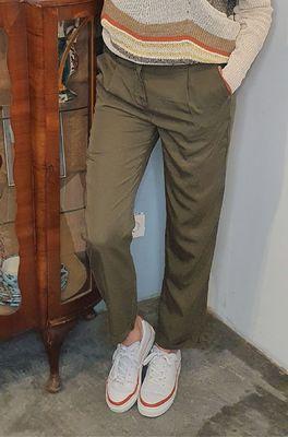 La Fée Maraboutée broek  groen