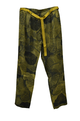 La Fée Maraboutée broek groen FB7303