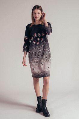 La Fée Maraboutée jurk grijs