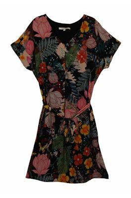 La Fée Maraboutée jurk multicolor FB7164