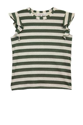 La Fée Maraboutée shirt groen FB7603