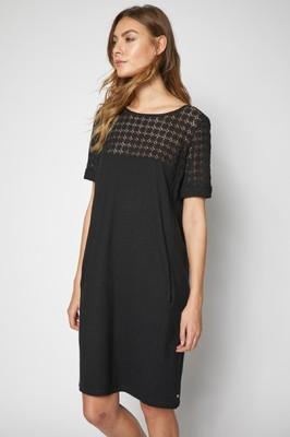 Lanius jurk 11746 zwart