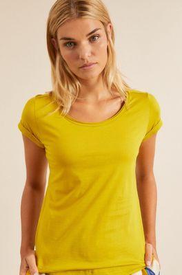 Lanius shirt kurzarm groen