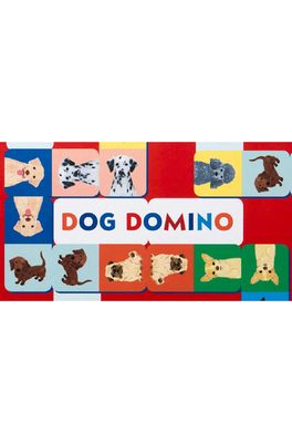 Laurence King dog domino