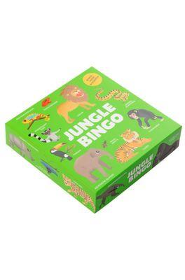 Laurence King Jungle bingo