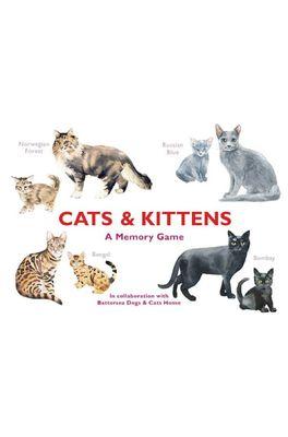 Laurence King memory katten en kittens