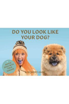 Laurence King memory lijk jij op een hond