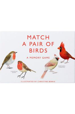 Laurence King memory match a pair of birds