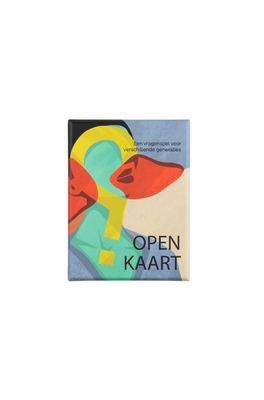 Laurence King spel open kaart