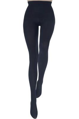 Le Bourget blauwzwarte panty