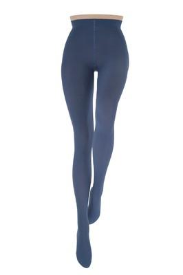 Le Bourget grijsblauwe panty