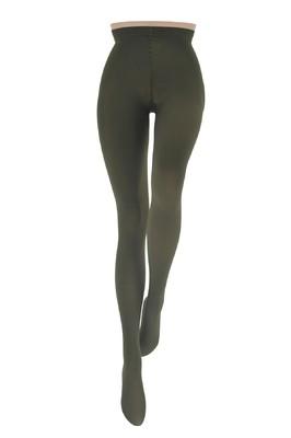 Le Bourget olijfgroene panty