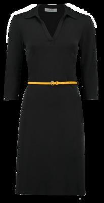 Le Pep jurk florianne zwart