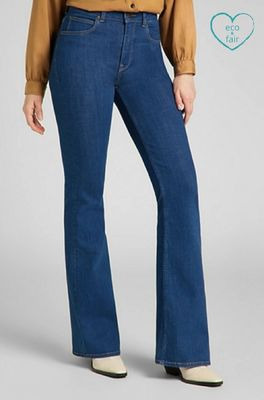 Lee jeans breese blauw