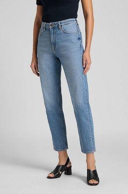 Lee jeans carol blauw