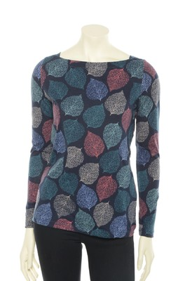 Lily & Me shirt cleeve multi