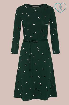 Mademoiselle yeye jurk  groen