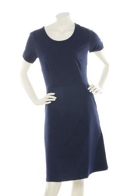 Mademoiselle Yeye jurk teresa denim