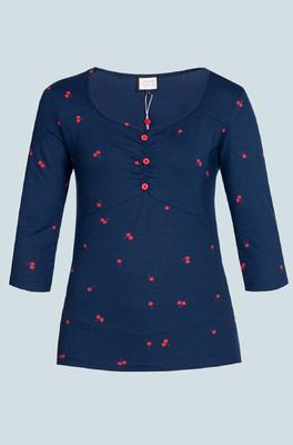Mademoiselle Yeye shirt blauw