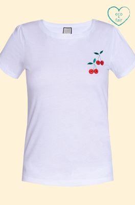 Mademoiselle Yeye shirt wit