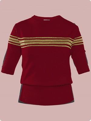 Mademoiselle Yeye trui rood