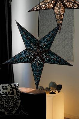 Starlightz kerstster Turquoise