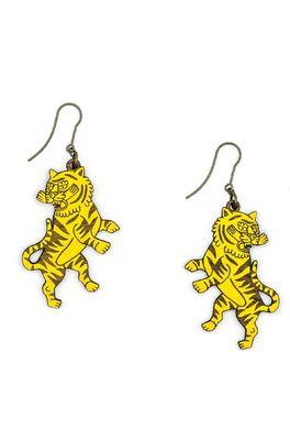 Materia Rica oorbellen guardian tiger
