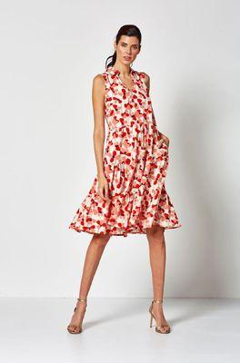 MdM jurk  rood