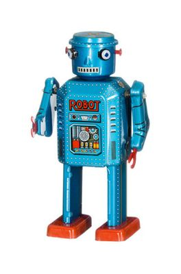 Mechato robot R-35 multicolor