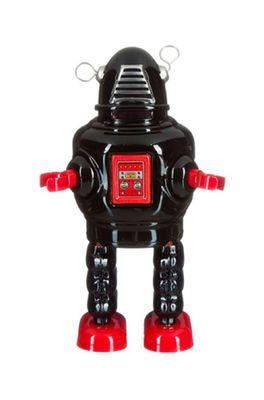 Mechato robot Robby Planet zwart