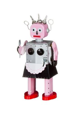 Mechato robot Roxy I roze