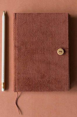 Monk & Anna notitieboek rood