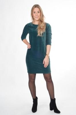 Nathalie Vleeschouwer jurk juliet groen