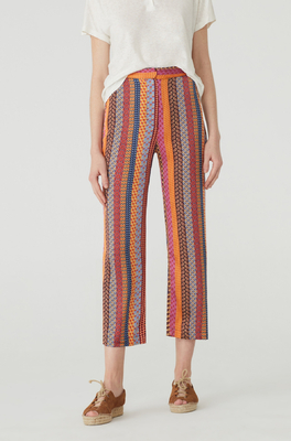 Nice Things broek multicolor