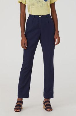 Nice Things broek pants bruin