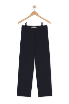 Nice Things broek pants elastic band zwart
