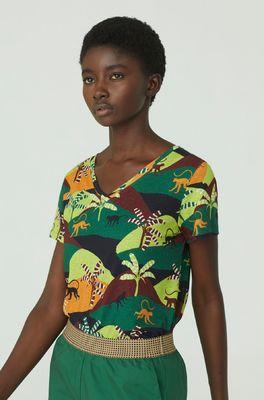 Nice Things shirt monkeytown multicolor