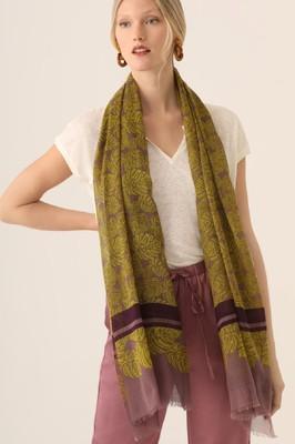 Nice Things sjaal groen