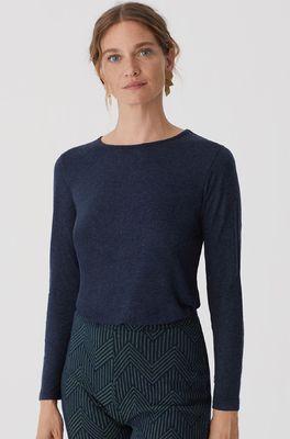 Nice Things t shirt  blauw