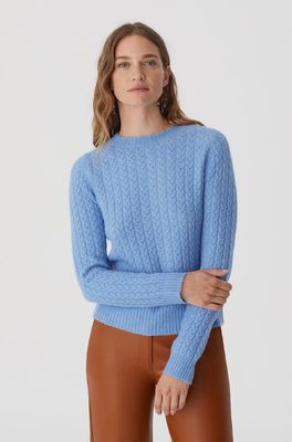 Nice Things trui  blauw