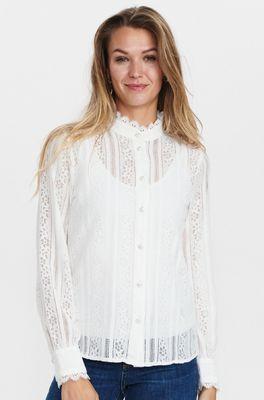 Numph bloes nucorel shirt  wit
