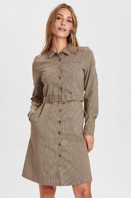 Numph jurk nuchase dress multicolor