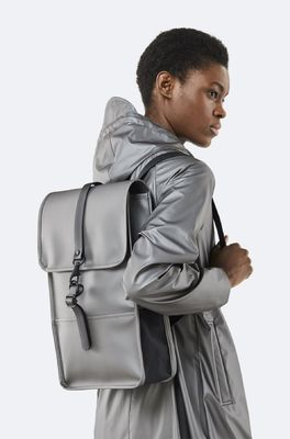 Rains rugzak backpack mini grijs