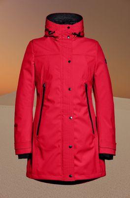 Reset jas  rood