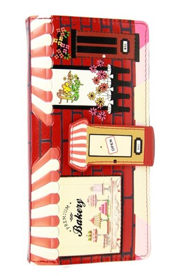 Shagwear portemonnee xl bakery