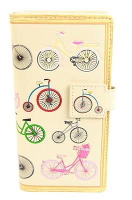 Shagwear portemonnee xl bicycles