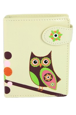 Shagwear portemonnee owl