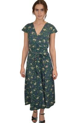 Shikha jurk groen